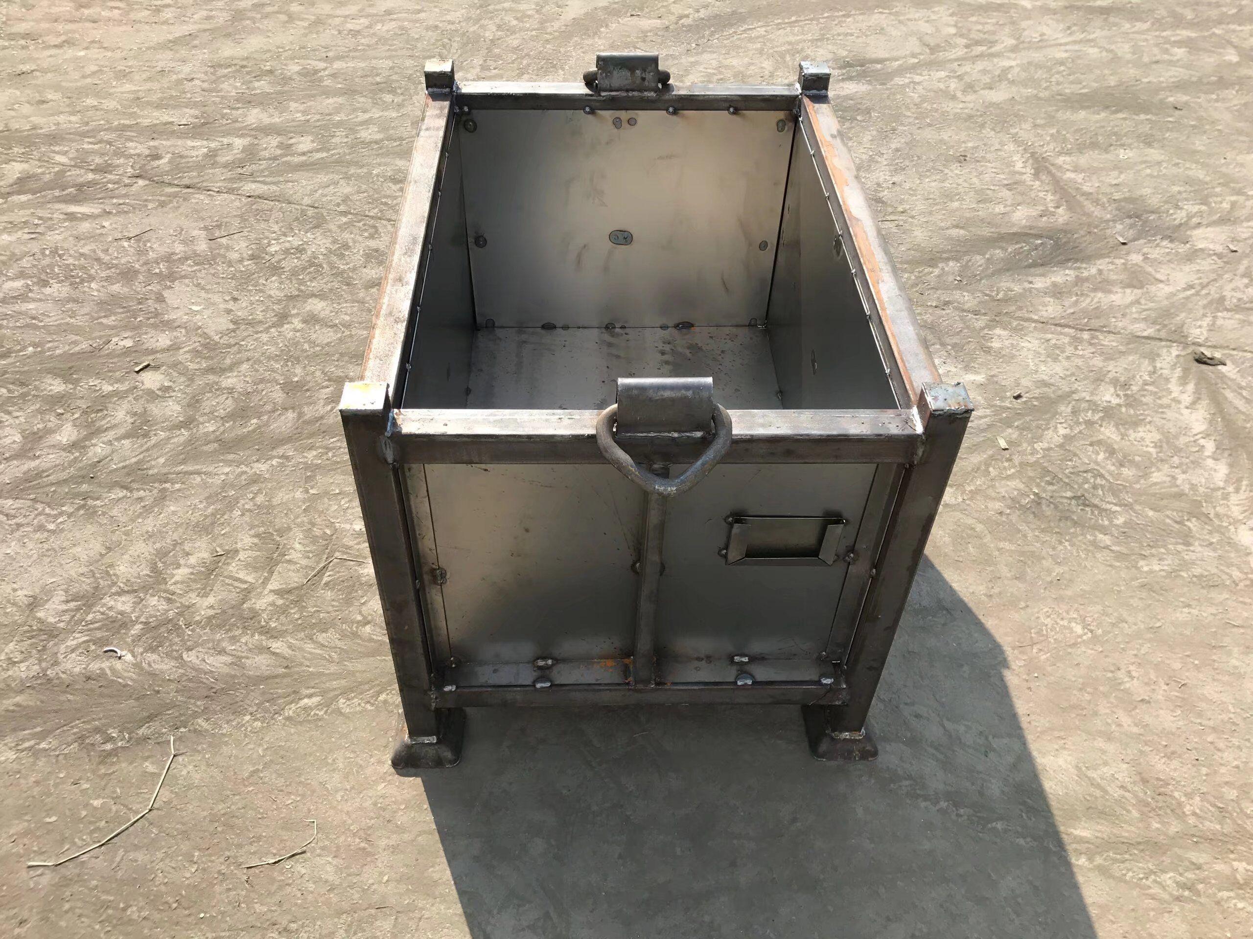 大连钢制料箱