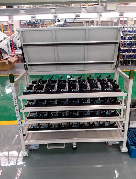 南京汽车零部件物流架
