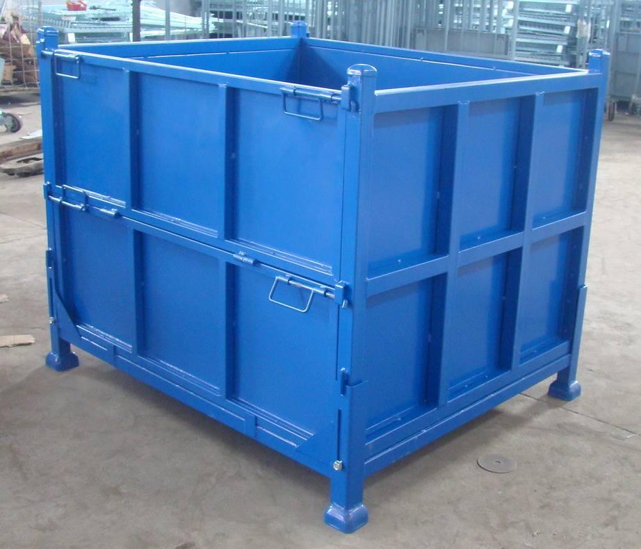 南京钢制料箱