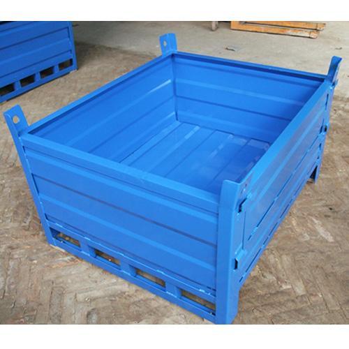 箱式钢制料箱