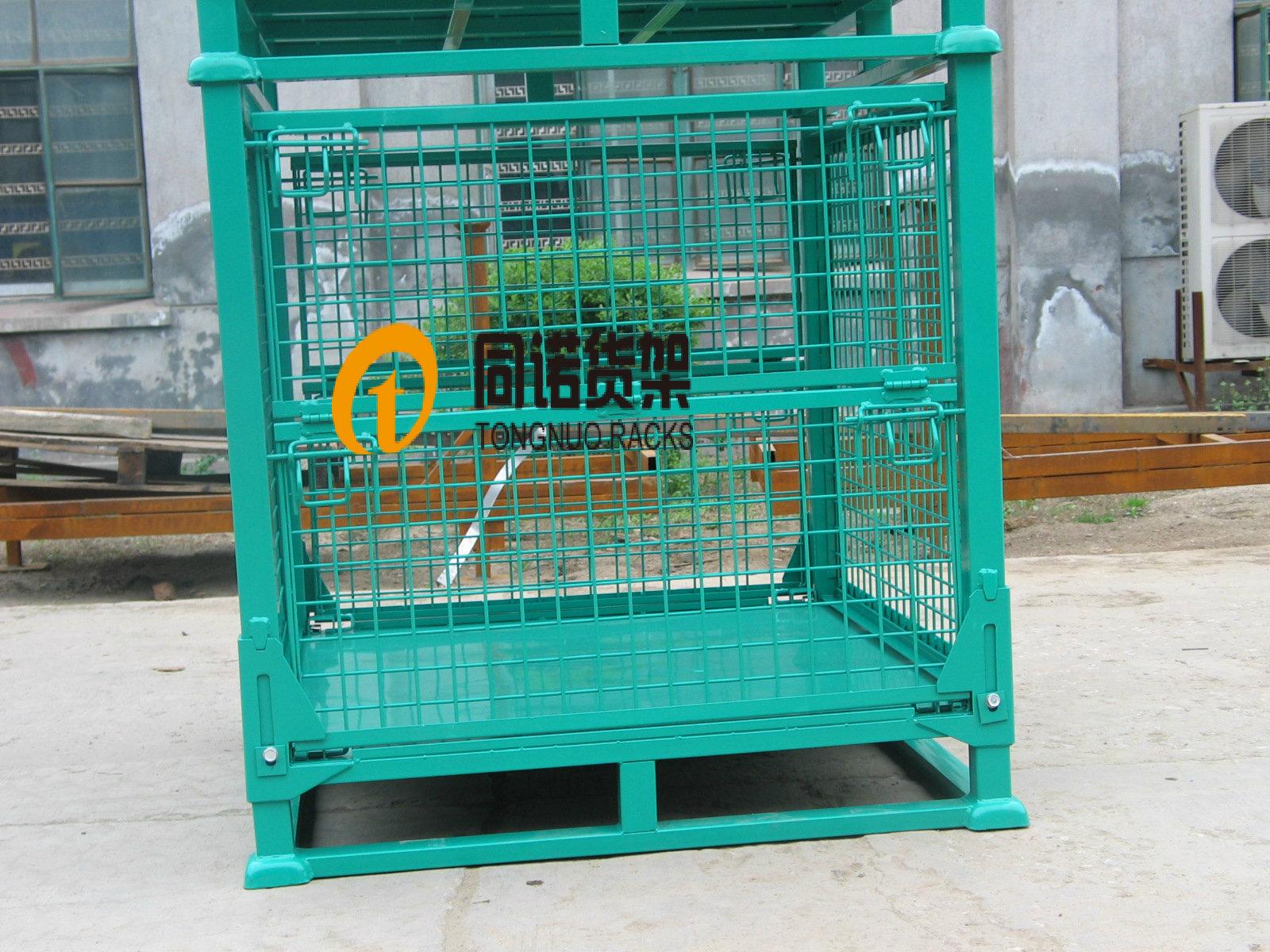 承载2T的钢制料箱
