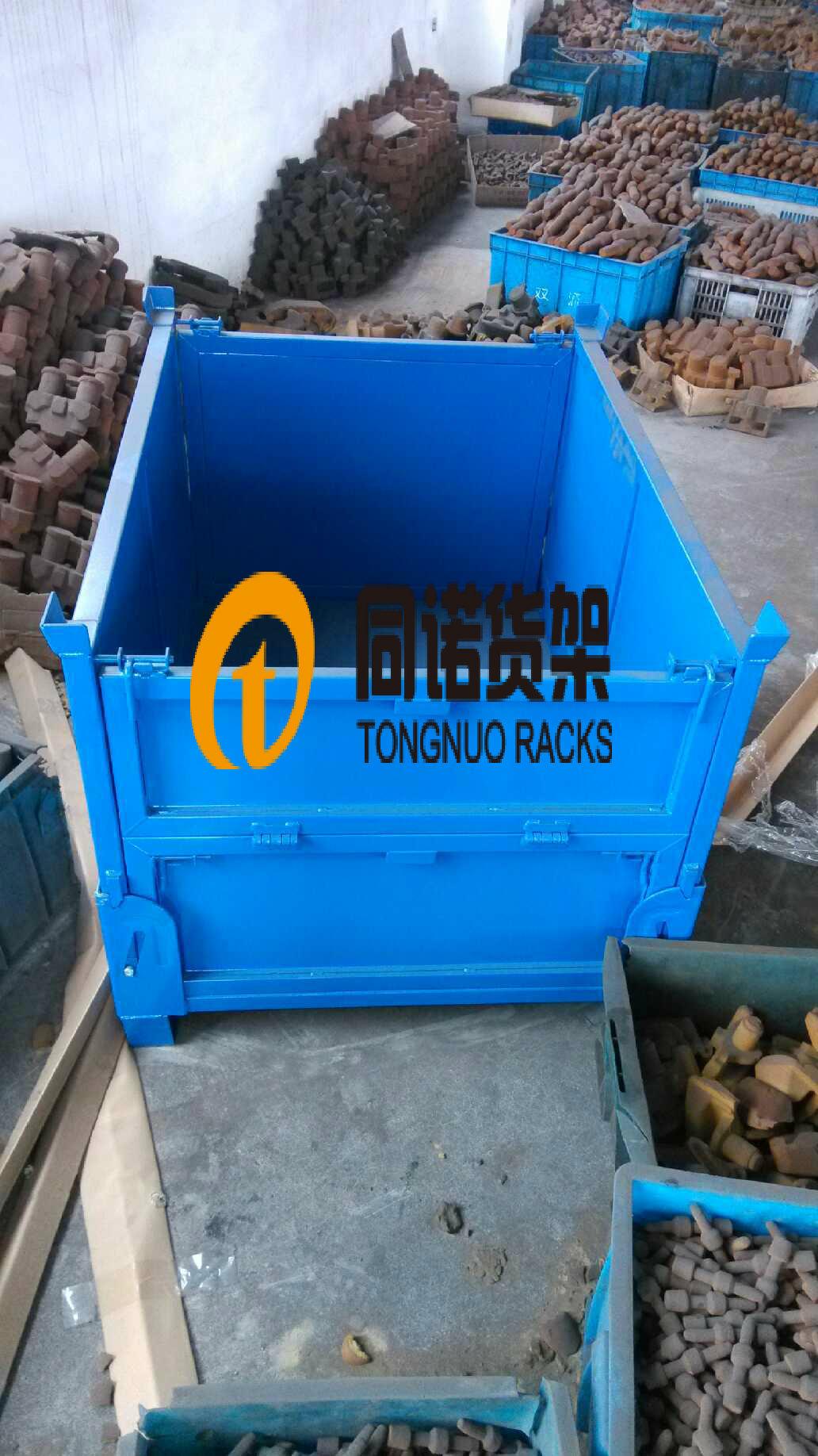 南京钢制料箱厂