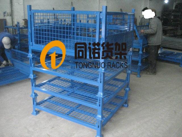 南京钢制料箱厂家