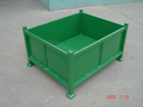 钢制料箱简介