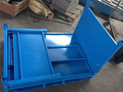 上海钢制料箱